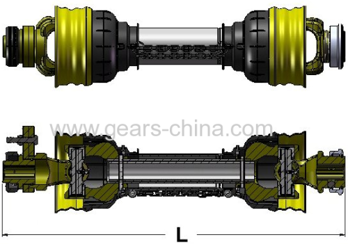 Pto Drive Shaft transmission shaft