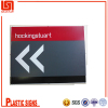 coreflute silk screen printing yard sign for outdoor