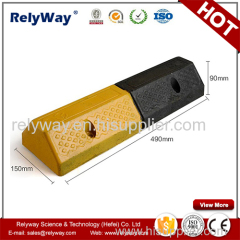 Rubber Truck Wheel Stopper