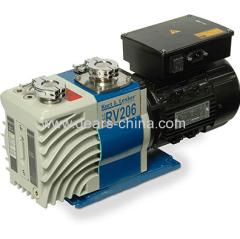 Oil free blowing ring blower vacuum pump
