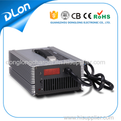 high power battery charger for electric forklift / electric vehicle