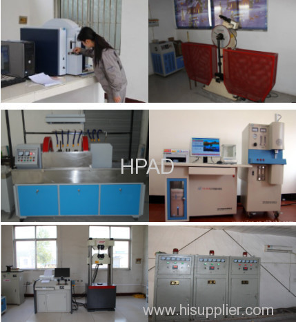 Our factory's equipments