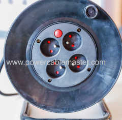 GS CE EUROPE POWER CABLE REEL