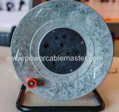 4 WAYS UK CABLE REEL 3X1.5
