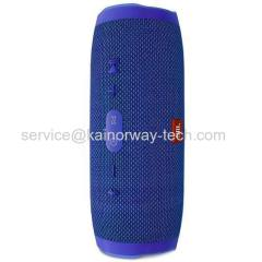 Wholesale JBL Charge3 Blue Wireless Bluetooth Splash Proof Mobile/Tablet Stereo Speakers With Superior Sound Quality