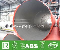 S32750 / 1.4410 Tubo de acero dúplex