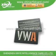 Biglietto RFID della carta carta nfc