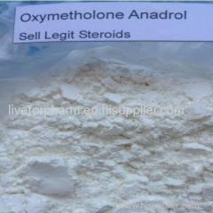 A nadrol Anapolon CAS 434-07-1 esteroide anabólico-androgénico