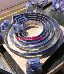 Round Duct Forming Heads