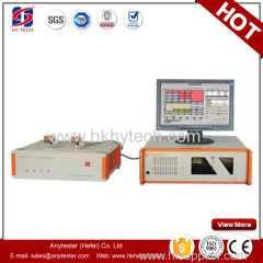 ASTM D3108 Yarn Friction Tester
