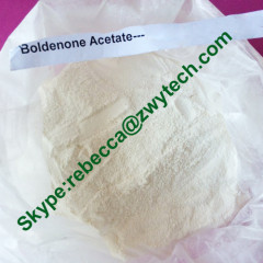 Raw Powder Material Boldenone Acetate for Muscle Building CAS NO.2363-59-9