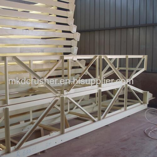 Fixed Motor Drum Drived Belt Conveyor