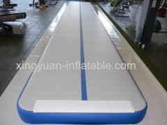 Tumble track air floor equipment gymnastics
