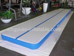 gymnastic tumble track gym mats for tumbling