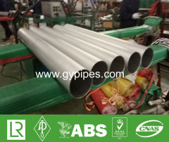 Duplex Stainless Steel Pipe SGS Third Party Inspect