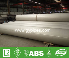 Duplex Stainless Steel Pipe OD 6mm - 2220mm