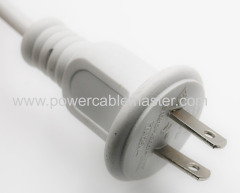 power cord 3A 5A 10A 13A 250V JAPAN standard power cord JANPAN series power cord with PSE.ROHS certification