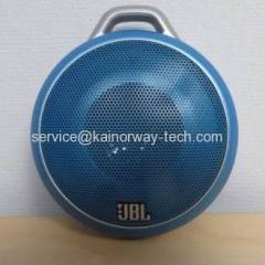 Wholesale JBL On Tour Micro Wireless Bluetooth Portable Speakers Blue With Built-In Bass Port
