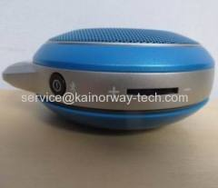 JBL Micro Bluetooth Ultra-Portable Rechargeable Blue Speakers With Built-In Bass Wireless