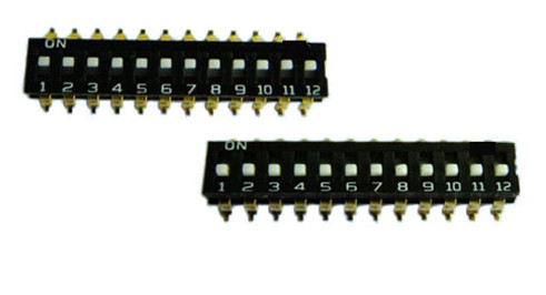 8 way dip switch datasheet and application note data sheet