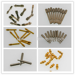 plug insert pins hollow solid 4.0mm 4.8mm