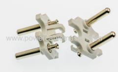 CEE7/16 17 4 5 7 plug standard European Schuko INSERT