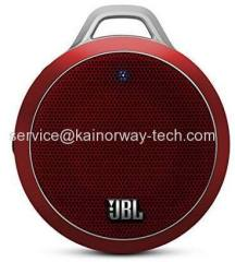 Wholesale JBL Micro Wireless Rechargeable Portable Bluetooth Speakers Red With Big Sound
