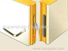 sandwich panel for cold storage