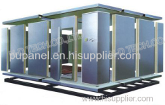 small cold storage for food