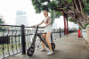 Chanson AK-1 Smart Automatic Folding Electric Scooter