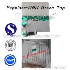 Umano Growth Hormone hGH Top verde 12iu / flaconcino