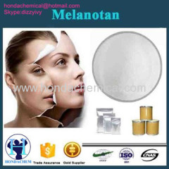 MT2 10mg White Powder Peptides Melanotan 2 For Getting Tanned and Sexual Libid