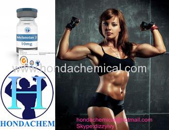 Peptide Powder Melanotan2 Melanotan Mt II Mt2 for Tanning Injections 10mg