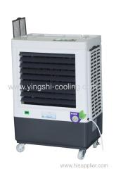 Breezair Honeycomb desert portable air cooler evaporative cooling