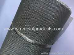 electro galvanized square wire netting