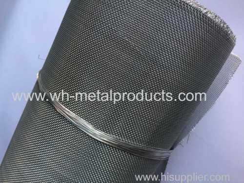 electro galvanized square wire netting