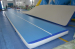 Tumble gymnastics air floor equipment
