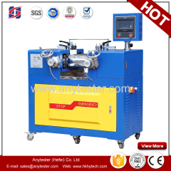 Touch Screen control Two Roll Mill for plastic