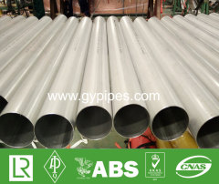 Light Gauge Duplex Stainless Steel Pipe
