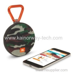 New JBL Clip 2 Mini Wireless Rechargeable Waterproof Bluetooth Ultra Portable Speakers Camouflage Color