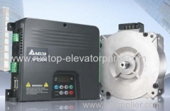 Delta inverter VFD004DD21E for Elevators