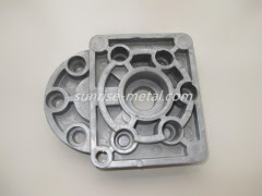 Aluminium safety door locking parts