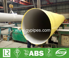 UNS S32750 EFW Duplex Stainless Steel Pipe