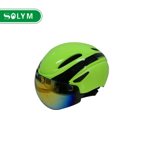 Cheap price BICYCLE UNIBODY HELMET Good performance