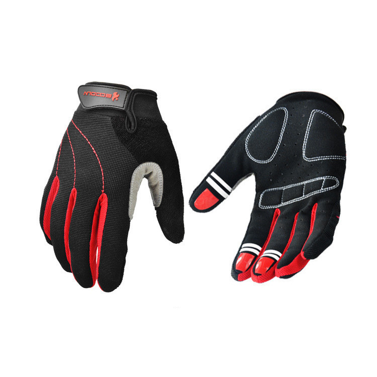 Anti-Slip Bike Full Finger Gloves