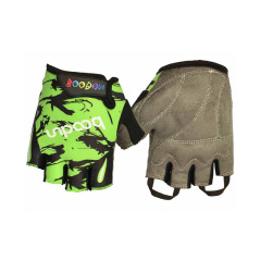 Child Half Finger Bike Skiing Short Gloves product new