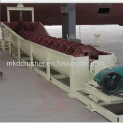 Spiral classifier for Ores Washing