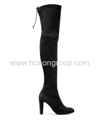 Wholesale mulheres lace over knee boots