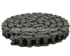 06BNP-1 06BNP-2 Nickel Plated Chains