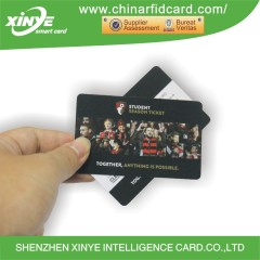 Custom Printing PVC MF Ultralight-C RFID VIP Karte für Veranstaltungen
